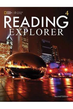 Reading Explorer 4 - 2Nd - Student Book - Paul MacIntyre and David Bohlke | Tagrny.org