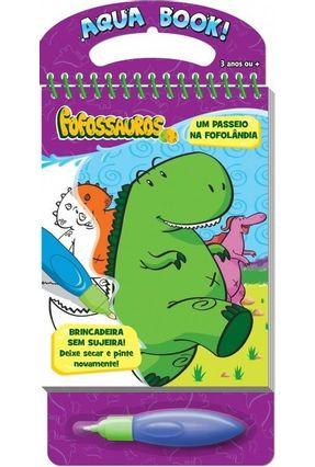 Aqua Book! Um Passeio na Fofolândia - Alexandre R. Mendonça | Tagrny.org