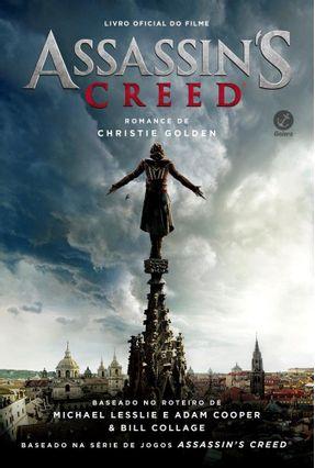 Assassin'S Creed - Livro Oficial do Filme - Golden,Christie   Tagrny.org