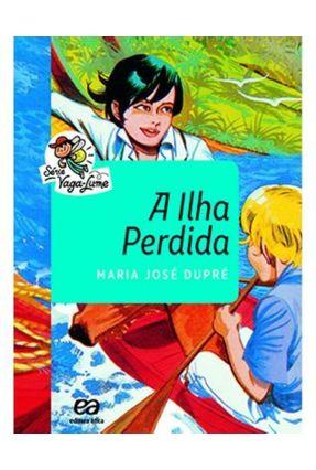 A Ilha Perdida - Col. Vaga-Lume - Dupré,Maria José   Hoshan.org
