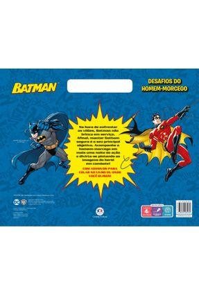 Batman - Desafios Do Homem-morcego - Editora Ciranda Cultural pdf epub