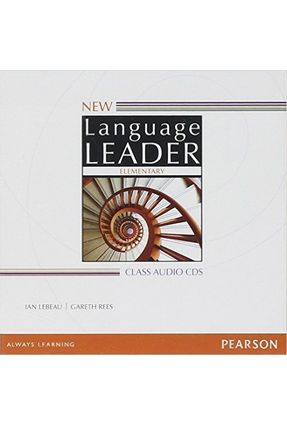 New Language Leader Elementary Class Cd (2 Cds) - Lebeau,Ian Rees,Gareth | Hoshan.org