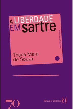 A Liberdade Em Sartre -  pdf epub