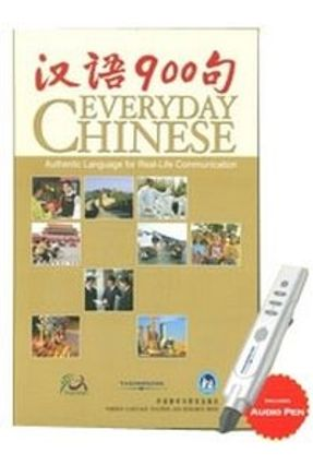 Everyday Chinese - Authentic Language For Real-life Communication - Audio Pen - Thomson   Hoshan.org