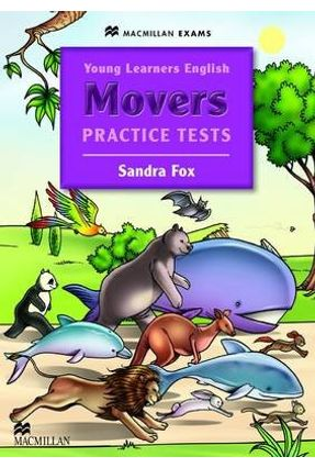 Young Learners English Practice - Movers - Tests Student's Book with Audio CD - Macmillan Macmillan | Tagrny.org
