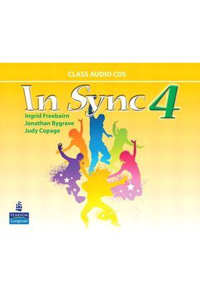 In Sync 4 - Class Audio CD - Freebairn Bygrave,Jonathan | Nisrs.org