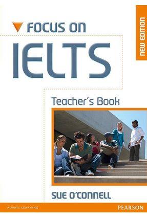 Focus On Ielts Tb Ne  Tb New Edition - Editora Pearson | Hoshan.org