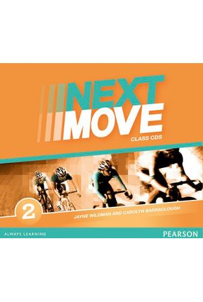 Next Move - 2 Class Audio Cds - Wildman,Jayne Barraclough,Carolyn | Tagrny.org