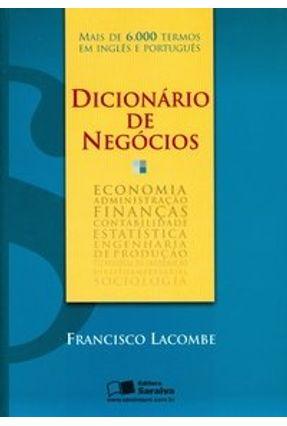 Usado - Dicionário de Negócios -  pdf epub