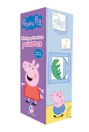 Peppa Pig - Minhas Primeiras Palavras - Editora Ciranda Cultural | Tagrny.org