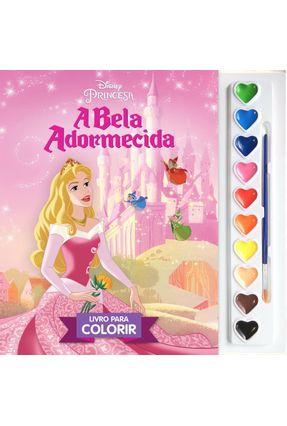 Disney - Aquarela - A Bela Adormecida - Disney   Hoshan.org