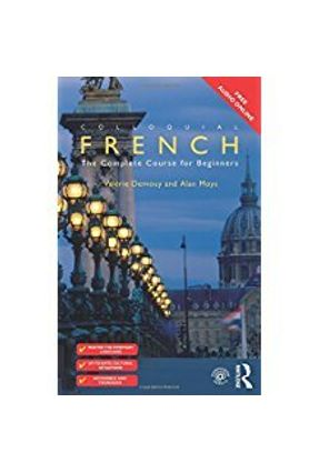 Colloquial French - Moys,Alan Demouy,Valerie | Hoshan.org