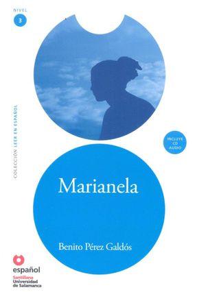 Marianela - Col. Leer En Español -  Nivel 3 - Santillana | Hoshan.org