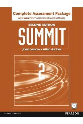 Summit 2E 2 Assess Pkg W/ Exm View 2 Assess Pkg W/ Exam View - Editora Pearson pdf epub