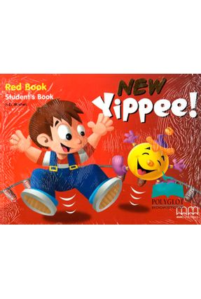 New Yippee! Red Book - Student's Book - Mitchell,H. Q. | Tagrny.org