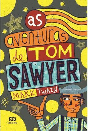 As Aventuras De Tom Sawyer - Col. Eu Leio - Twain,Mark pdf epub