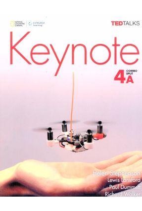 Keynote - AME - 4 - Combo Split A With My Keynote Online Sticker - Lansford,Lewis Stephenson,Helen Dummett,Paul   Tagrny.org