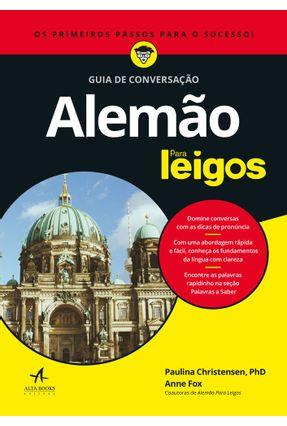 Guia De Conversação Alemão Para Leigos - Christensen,Paulina Christensen,Paulina Fox,Anne pdf epub