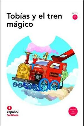 Tobías Y El Tren Mágico - Col. Primeros Lectores - Editora Moderna   Hoshan.org