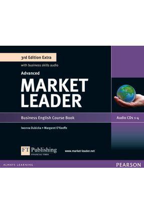 Market Leader - Advanced Level - Classroom Audio CD - 3Rd Edition - O'keeffe,Margaret | Hoshan.org