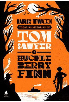 Box Todas As Histórias De Tom Sawyer E Huckleberry Finn - Twain,Mark pdf epub