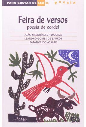 Feira de Versos - Silva,João Melquíades F. Da Barros,Leandro Gomes de pdf epub