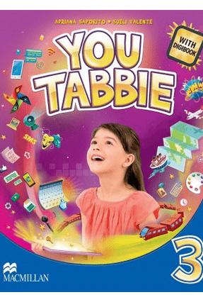 Youtabbie 3 -Student´S Book With Audio CD + E-Book & Digibook - Editora Macmillan | Nisrs.org