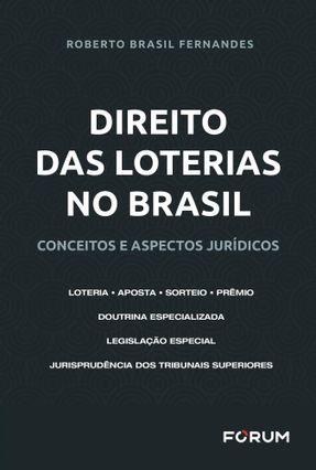 Direito Das Loterias - Conceitos E Aspectos Jurídicos -  pdf epub