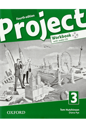 Project - Workbook - Wit Audio CD - Level 3 - Fourth Edition - Hutchinson,Tom | Hoshan.org