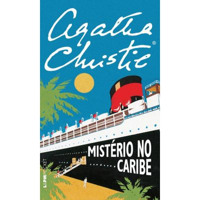 Mistério No Caribe - Col. Pocket