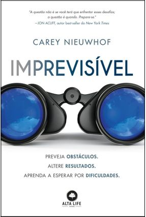 Imprevisível - Nieuwhof,Carey   Nisrs.org