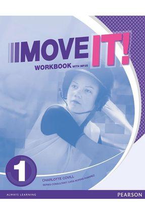 Move It! 1 Workbook With MP3 - Editora Pearson pdf epub
