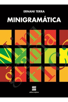 Minigramática - Edição Reformulada - Terra,Ernani   Tagrny.org