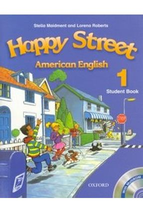 Happy Street 1 - American English - Student Book With Multirom Pack - Maidment,Stella   Nisrs.org