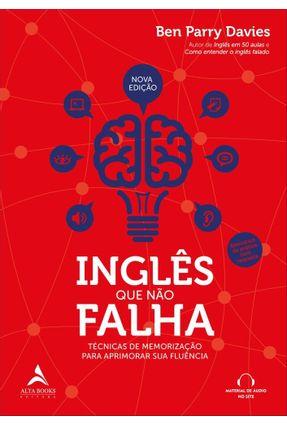 Inglês Que Não Falha - Nova Edição - Davies,Ben Parry | Hoshan.org