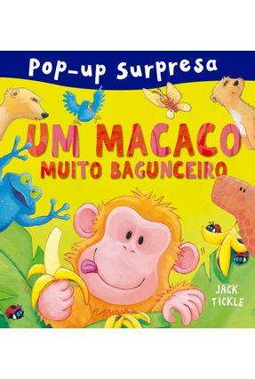 Um Macaco Muito Bagunceiro - Editora Ciranda Cultural Editora Ciranda Cultural | Nisrs.org