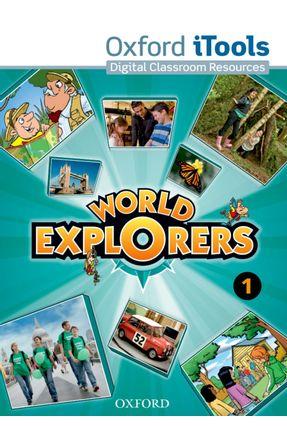 World Explorers - Level 1 Itools - Phillips,Sarah Paul Shipton | Hoshan.org