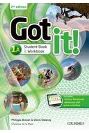 Got It! 1A - Student'S Pack With Multi-ROM - 2 Ed. - Oxford   Nisrs.org