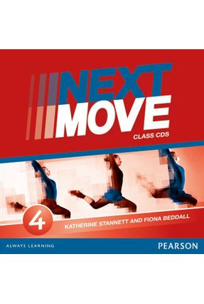 Next Move 4 CL Aud Cd Level 4 CL Aud 1E - Editora Pearson | Hoshan.org