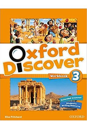 Oxford Discover: 3: Workbook - Editora Oxford pdf epub