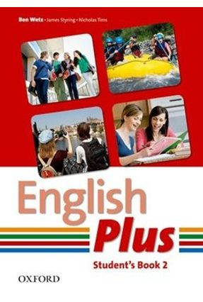 English Plus 2 - Student's Book - Wetz,Ben   Nisrs.org