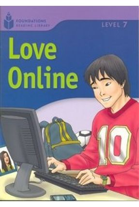 Love Online - Level 7 - Foundations Reading Library - Waring,Rob Jamall,Maurice | Tagrny.org