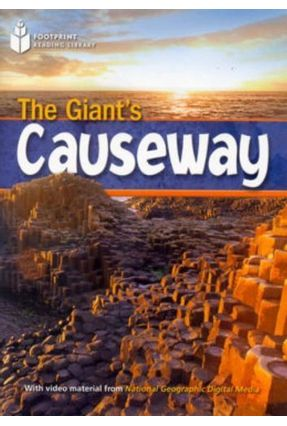 Footprint Reading Library - Level  1    800 A2 - Giant's Causeway - American English + Multirom - Waring,Rob | Tagrny.org