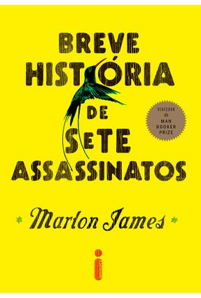 Breve História de Sete Assassinatos - James,Marlon | Hoshan.org