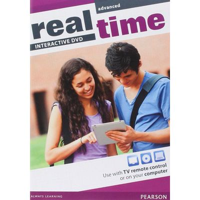 Real Life Adv Real Time Dvd 1E Adv Real Time Dvd 1E