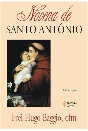 Novena de Santo Antônio - Baggio,Frei Hugo | Hoshan.org