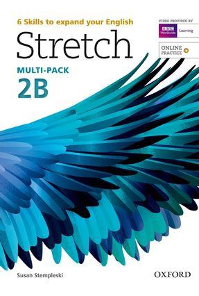 Stretch - Level 2 - Student's Book & Workbook Multi-Pack B - Susan Stempleski | Hoshan.org