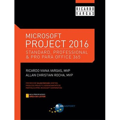 Microsoft Project 2016 - Standard, Professional & Pro Para Office 365