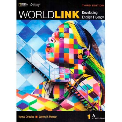 World Link 3Rd Edition Book 1 - Combo Split A With My World Link Online