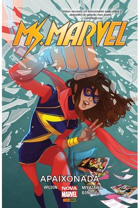 Ms. Marvel - G. Willow Wilson | Tagrny.org